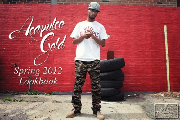 New Spring 2012 LookBook from Acapulco Gold